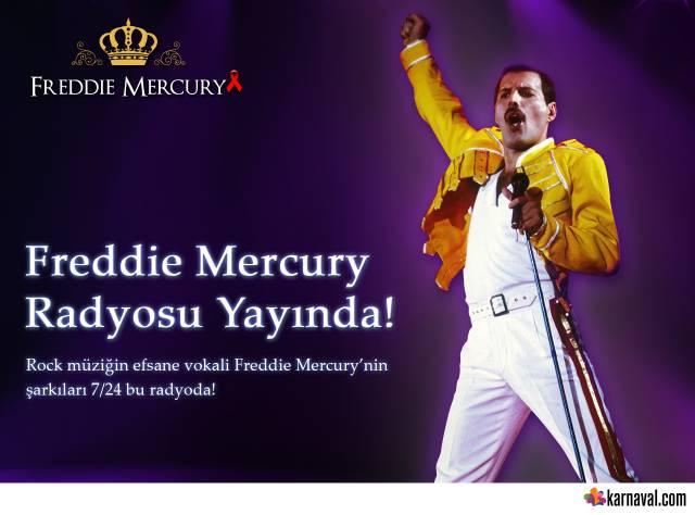 Yeni Radyo: Freddie Mercury