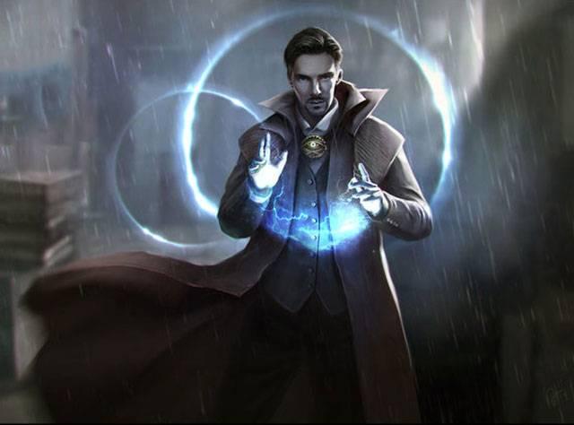 Doctor Strange'ın Kadrosu Açıklandı!
