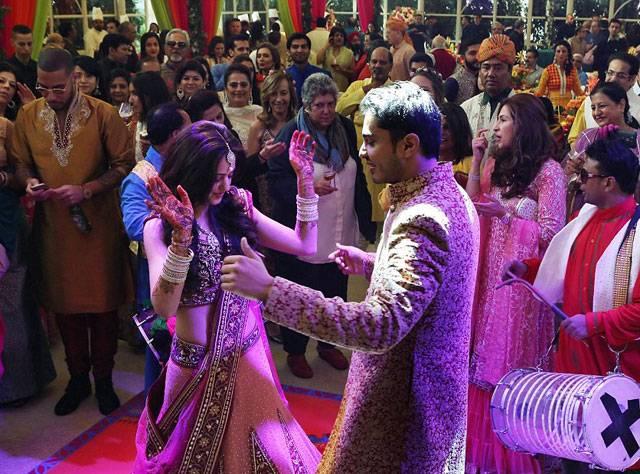 Böyle Olur Hint Düğünü!
