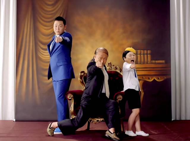 Gangnam Style'dan Sonra Daddy!