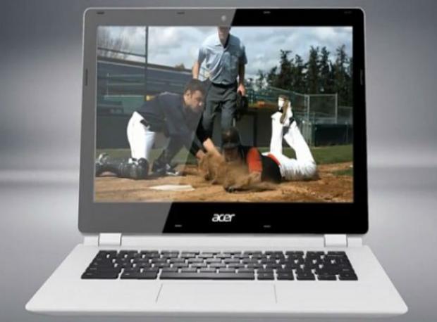 Acer'ın Yeni Chromebook'u