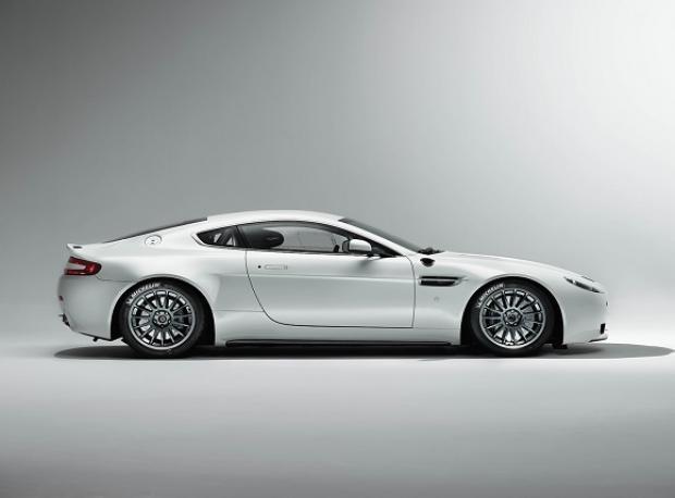 Project CARS, Aston Martin Araçları Yer Alacak