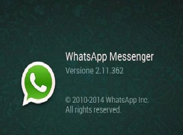 WhatsApp'ın Güncellenmesiyle Gelen Yenilikler