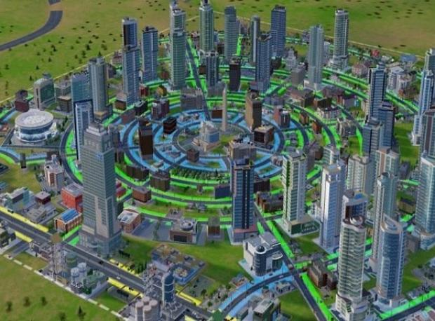 SimCity Built Mobil Platformuna Geliyor