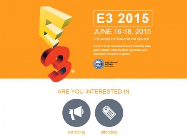 E3 2015 Oyun Fuarı'nın Tarihi Duyuruldu