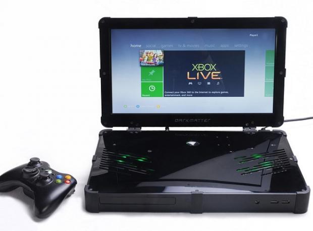 Xbox One Dizüstü Bilgisayara Dönüştü