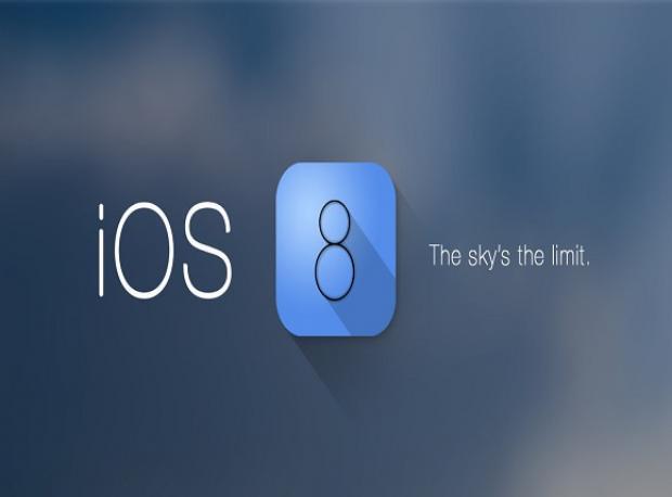Apple iOS 8'i Sundu