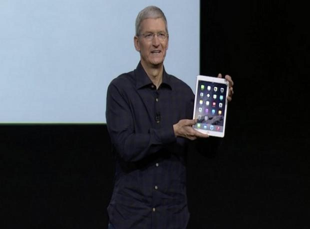 Apple iPad Air 2'yi tanıttı