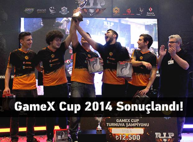 RIP GameX Cup Şampiyonu HWA!