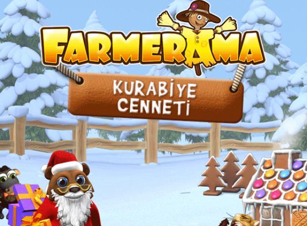 Farmerama'da Kurabiye Cenneti!