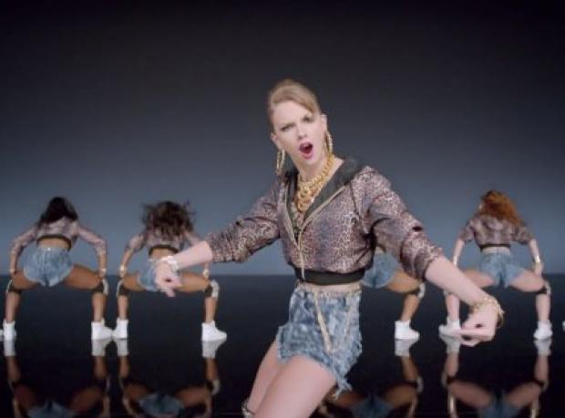 Taylor Swift'ten Yeni Klip