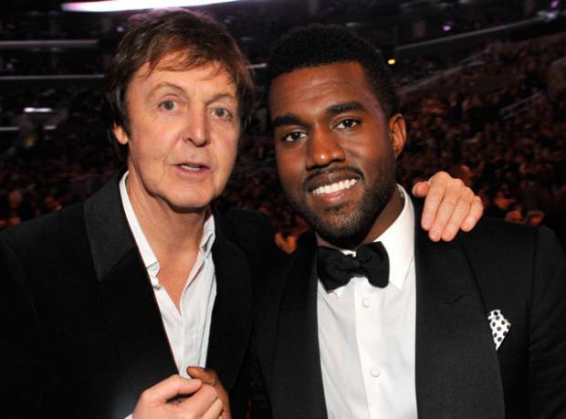 McCartney - Kanye West İşbirliği!