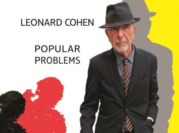 Leornard Cohen'den Yeni Albüm