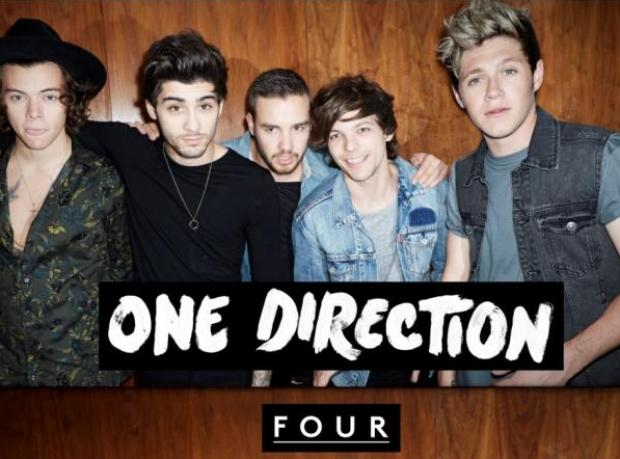 One Direction'dan Rekor