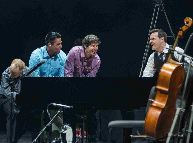 The Piano Guys'tan 'Batman Evolution'