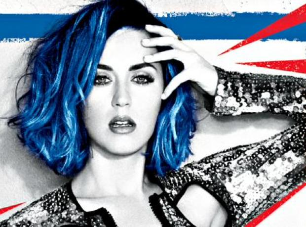Katy Perry Super Bowl'da