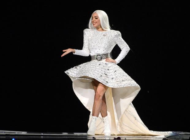 Lady Gaga Bugün!