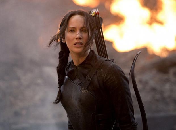 Jennifer Lawrence Müzik Listelerinde!