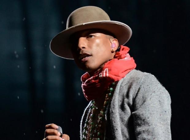 Pharrell'a Büyük Şok