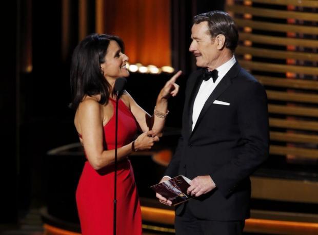 Emmy Ödülleri'nde Şok!