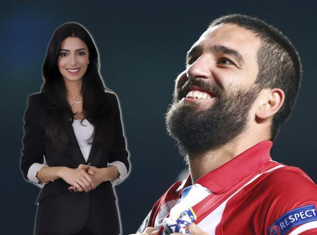 Arda Turan'ın Yeni Aşkı mı?