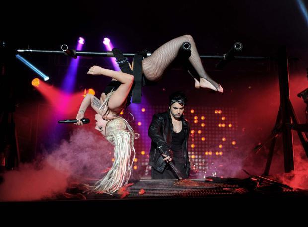 Lady Gaga İstanbul'da!