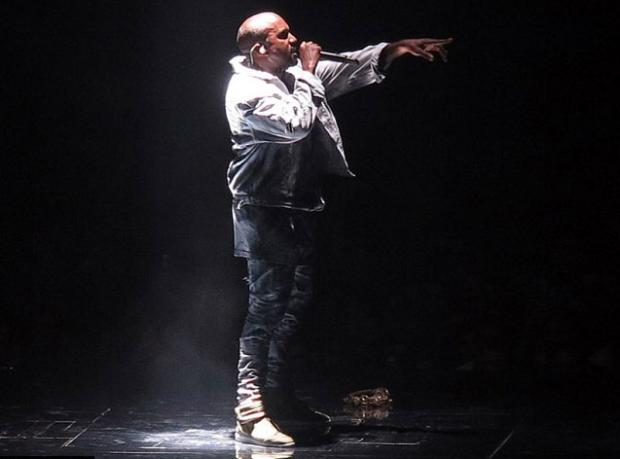Kanye West'in Büyük Gafı
