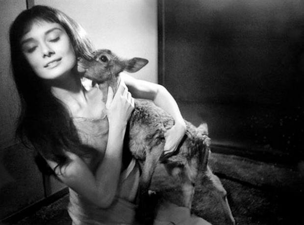 Özel Fotoğraflarla Audrey Hepburn