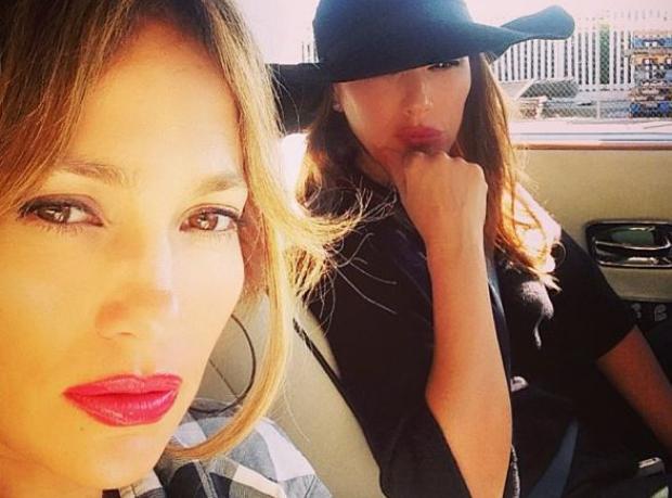 Jennifer Lopez Kaza Yaptı