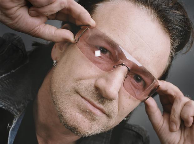 Bono'dan Gözlük İtirafı