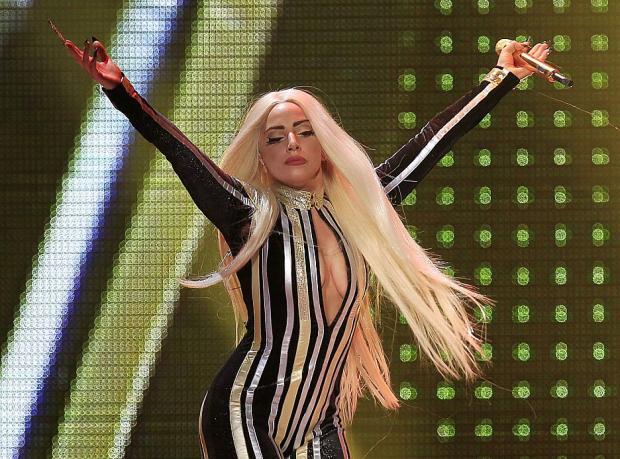 Lady Gaga'nın Yeni Dövmesi