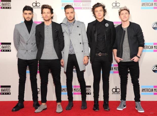 One Direction Fanları Şaşırttı