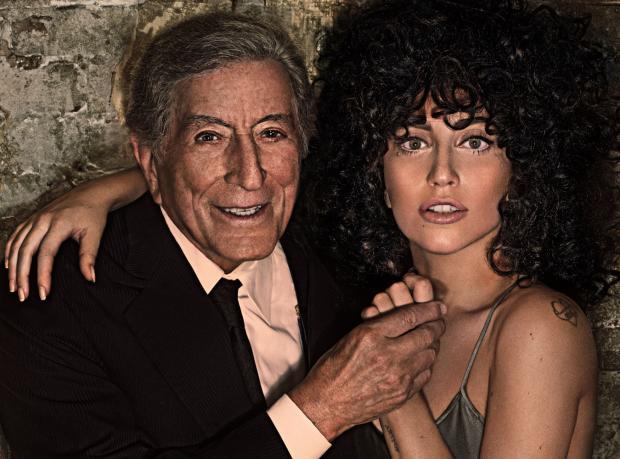 Lady Gaga ve Tony Bennet Yeniden Bir Arada