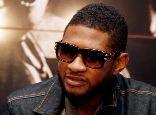 Usher'ı Şok Eden Soru