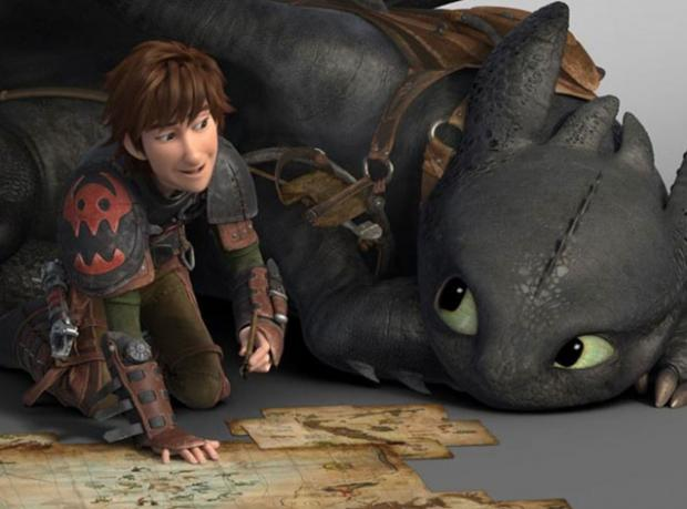 How To Train Your Dragon 2'den Yeni Fragman