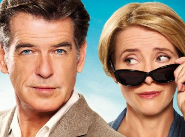 Pierce Brosnan ve Emma Thompson'lı Fragman