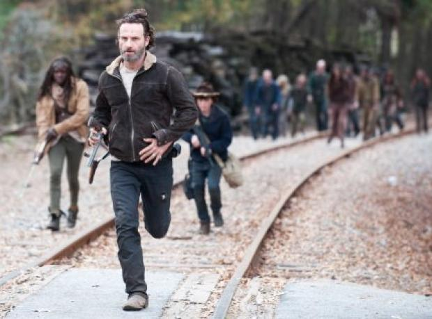 Comic-Con'da 'Walking Dead' Fragmanı