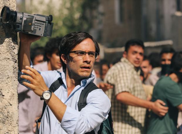 Gael García Bernal İran'da
