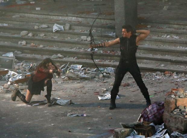 Avengers 2 Beklentileri Yükseltti!