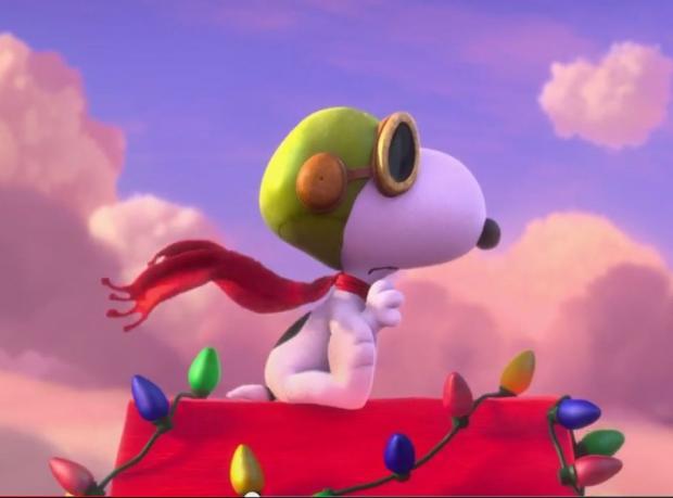 Snoopy Geliyor!