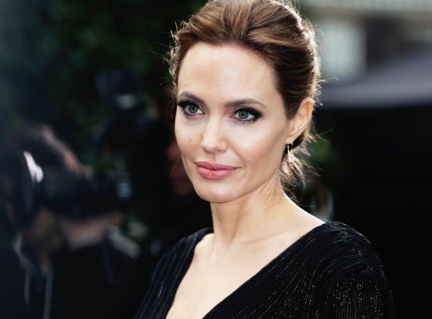 Jolie'den Şok Açıklama