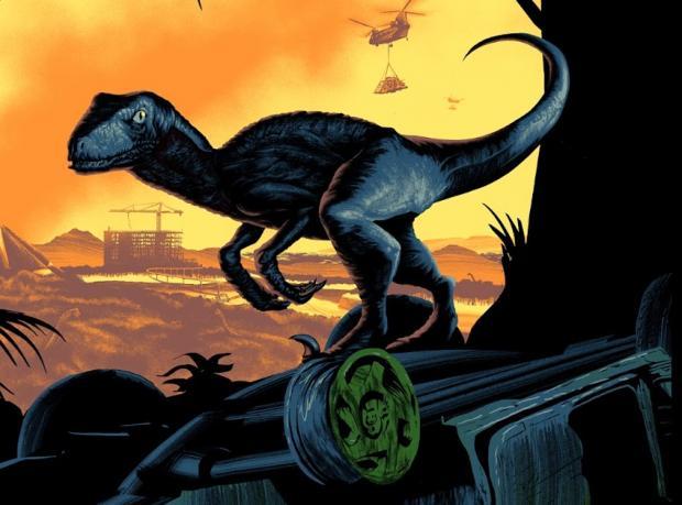 Dinozorların Ayak Sesleri