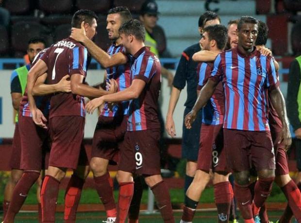 Trabzonspor Zaferle Başladı!
