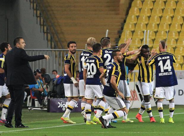 Fenerbahçe 4 Attı, 3 - 2 Yendi!