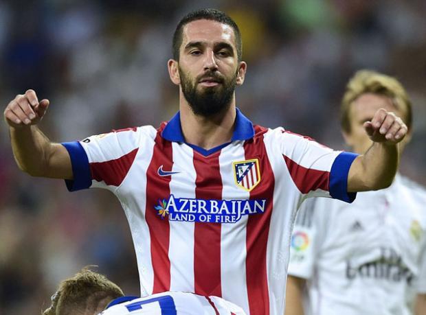 Madrid Derbisinde Zafer Arda'nın!