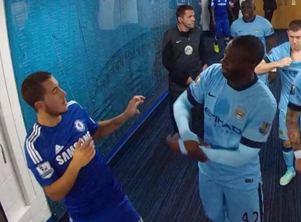 Toure Hazard'ın Aklını Aldı