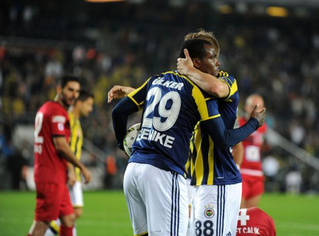 Fenerbahçe Penaltılarla Galip
