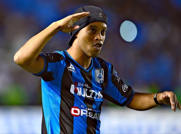 Ronaldinho Kayıp!