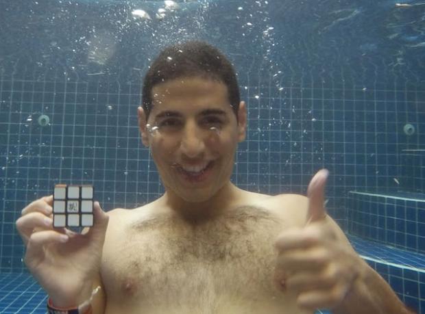 Rubik Küpünü Dünyaya Çözdürdü