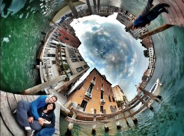 Photo Sphere Artık iOS'ta da Var!